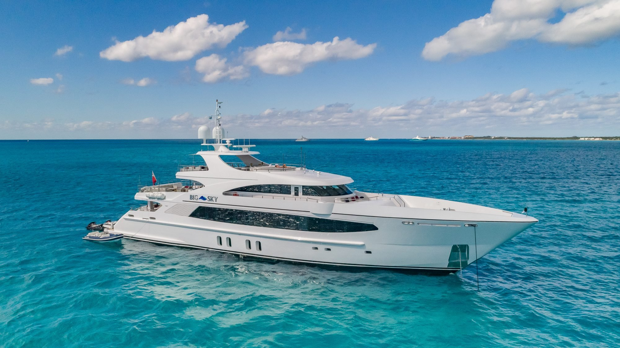 BIG SKY Yacht for Charter