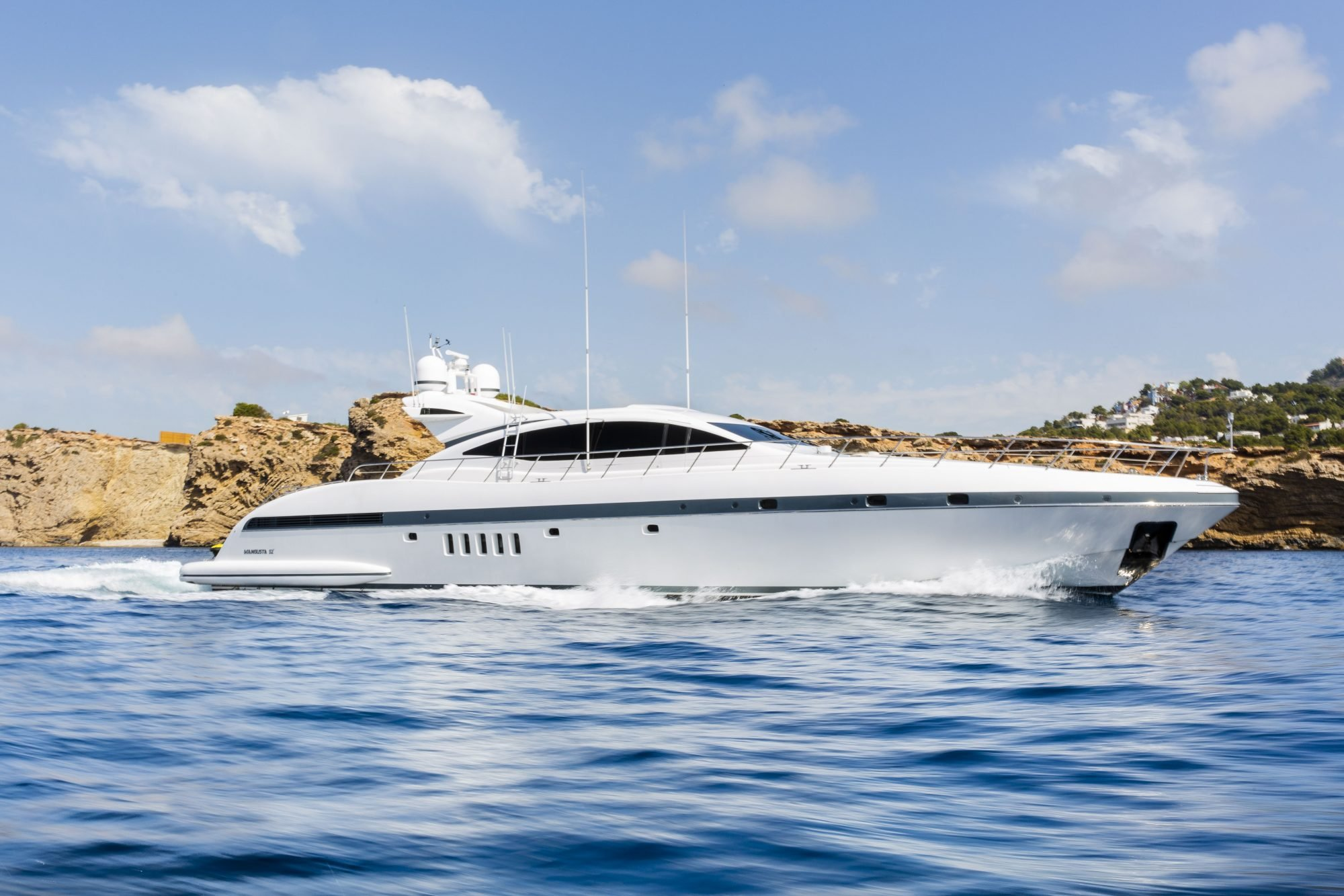 Chill Out yacht for sale