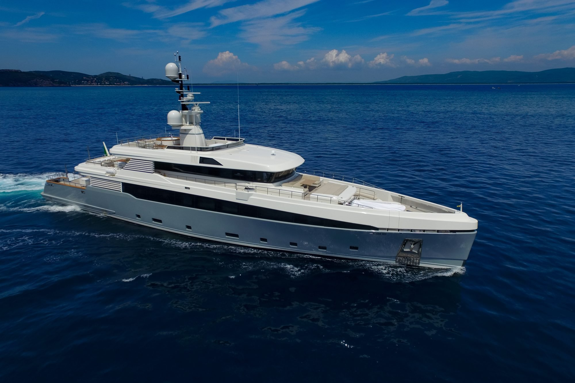 Motor Yacht ASLEC 4 for Charter with SuperYachtsMonaco