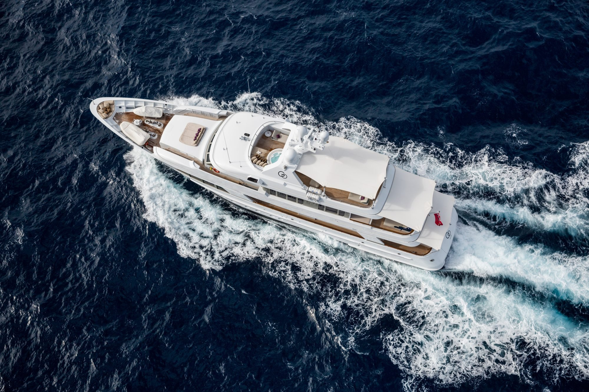 yacht for charter go
