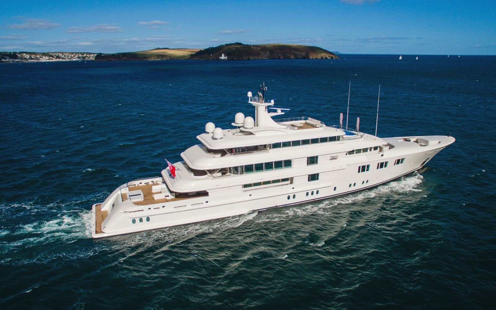 Motor Yacht LADY E for Charter with SuperYachtsMonaco
