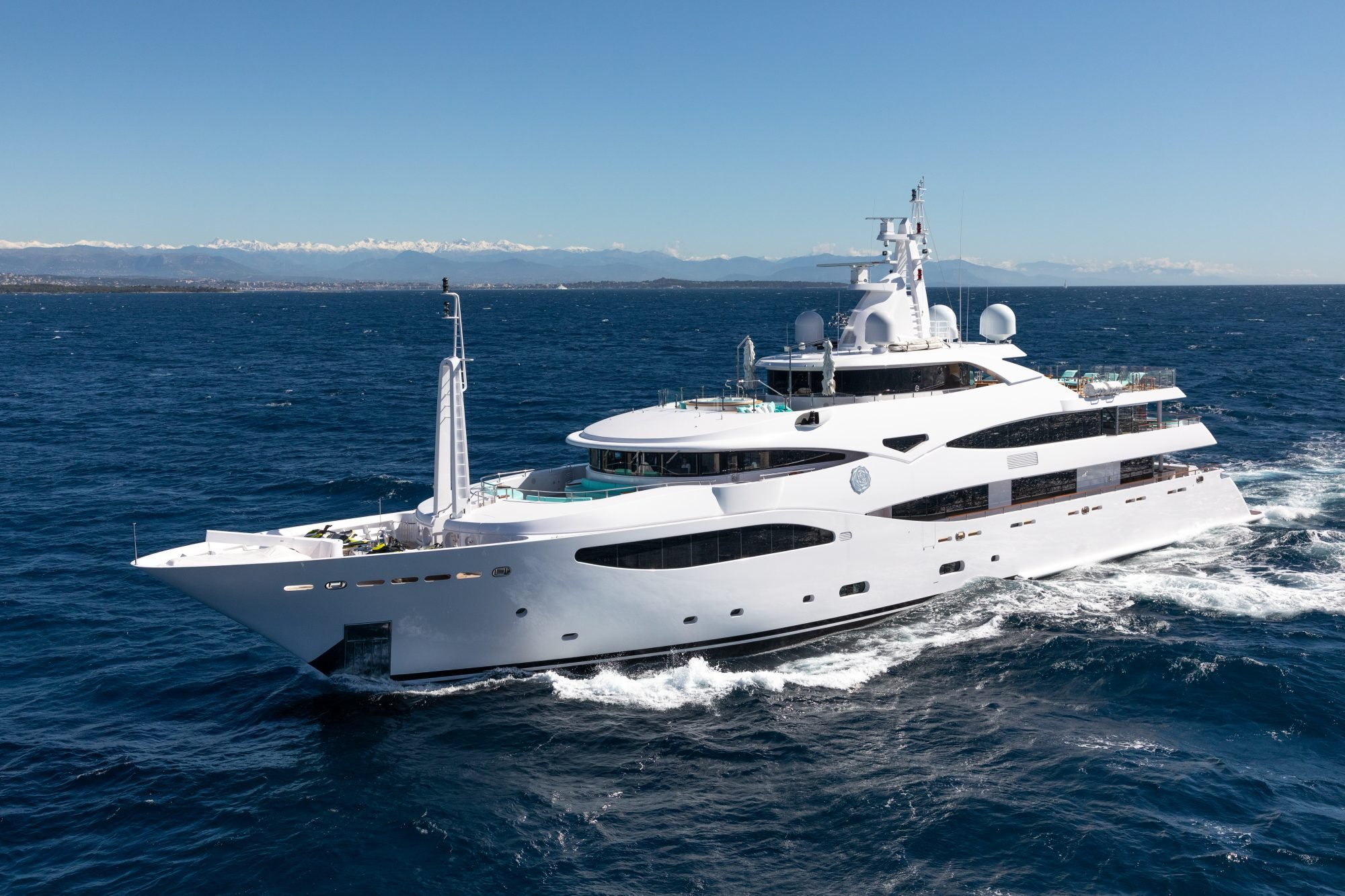 Motor Yacht RAMBLE ON ROSE for Charter with SuperYachtsMonaco