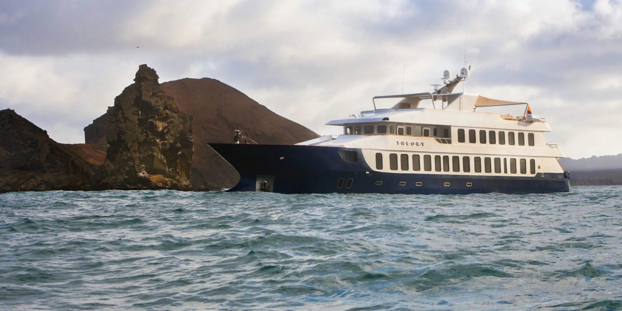 Motor Yacht THEORY for Charter with SuperYachtsMonaco