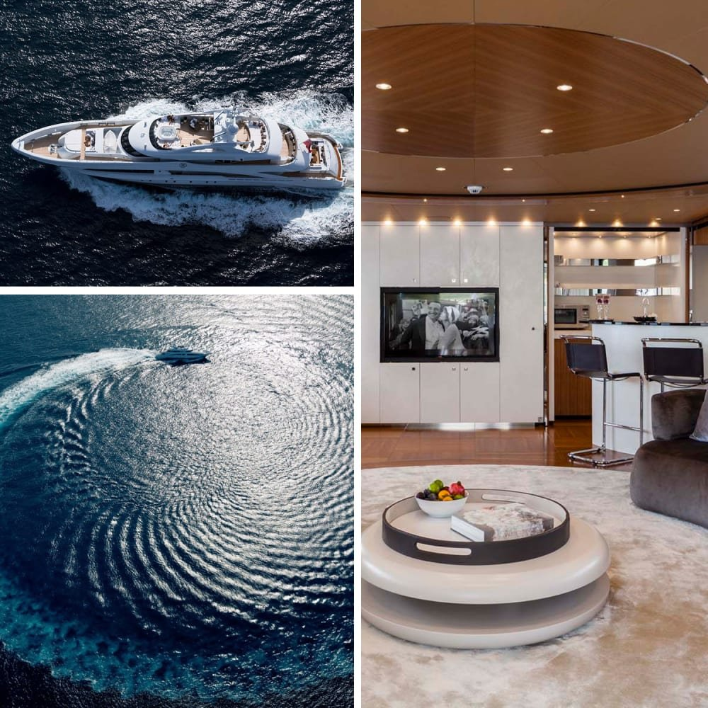 Six Yachts to View at the Monaco Yacht Show 2019