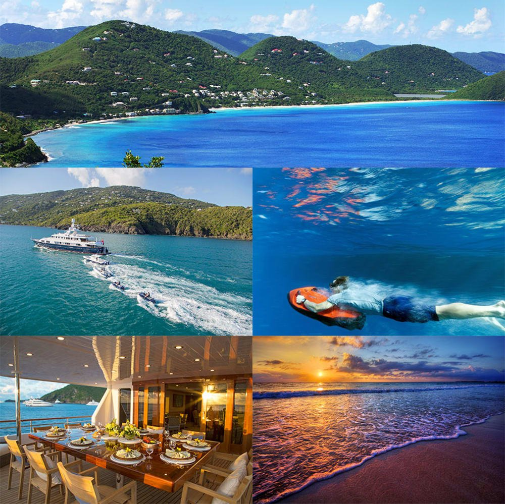 Cruise the Caribbean in style with Blu 470