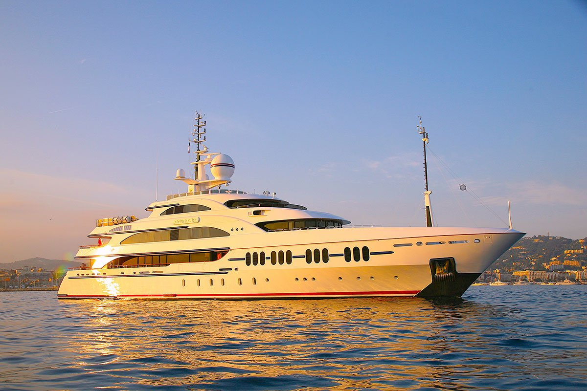 Motor Yacht AMBROSIA for Sale with SuperYachtsMonaco