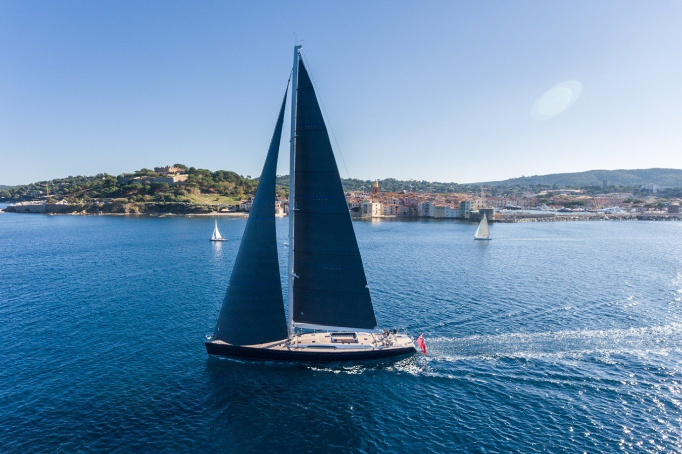 Sail Yacht BLUES for Sale with SuperYachtsMonaco