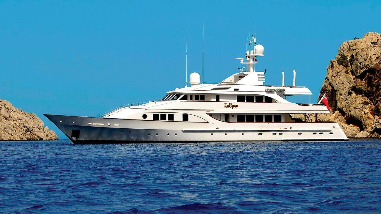 Lippy from the Liffey: Eddie Jordan's Advice for Buying a Superyacht