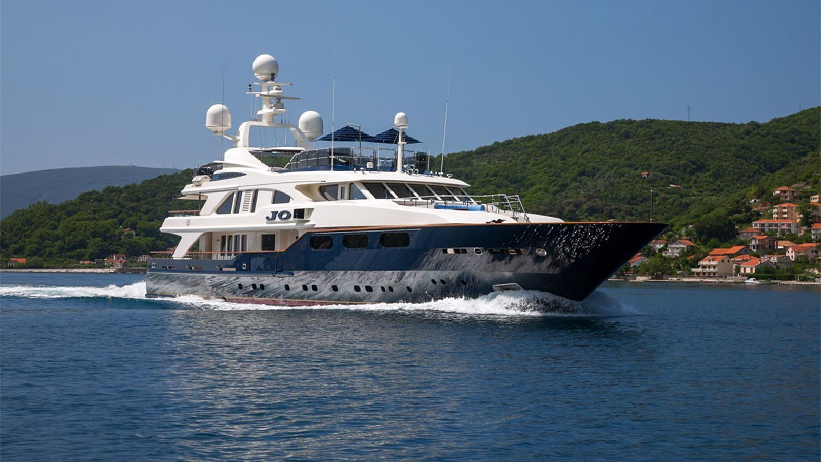 Motor Yacht JO for Sale with SuperYachtsMonaco