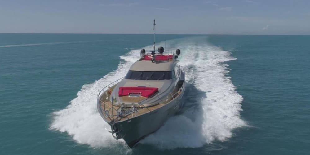 New Central Agent for the Sale of Sports Yacht LUCY II