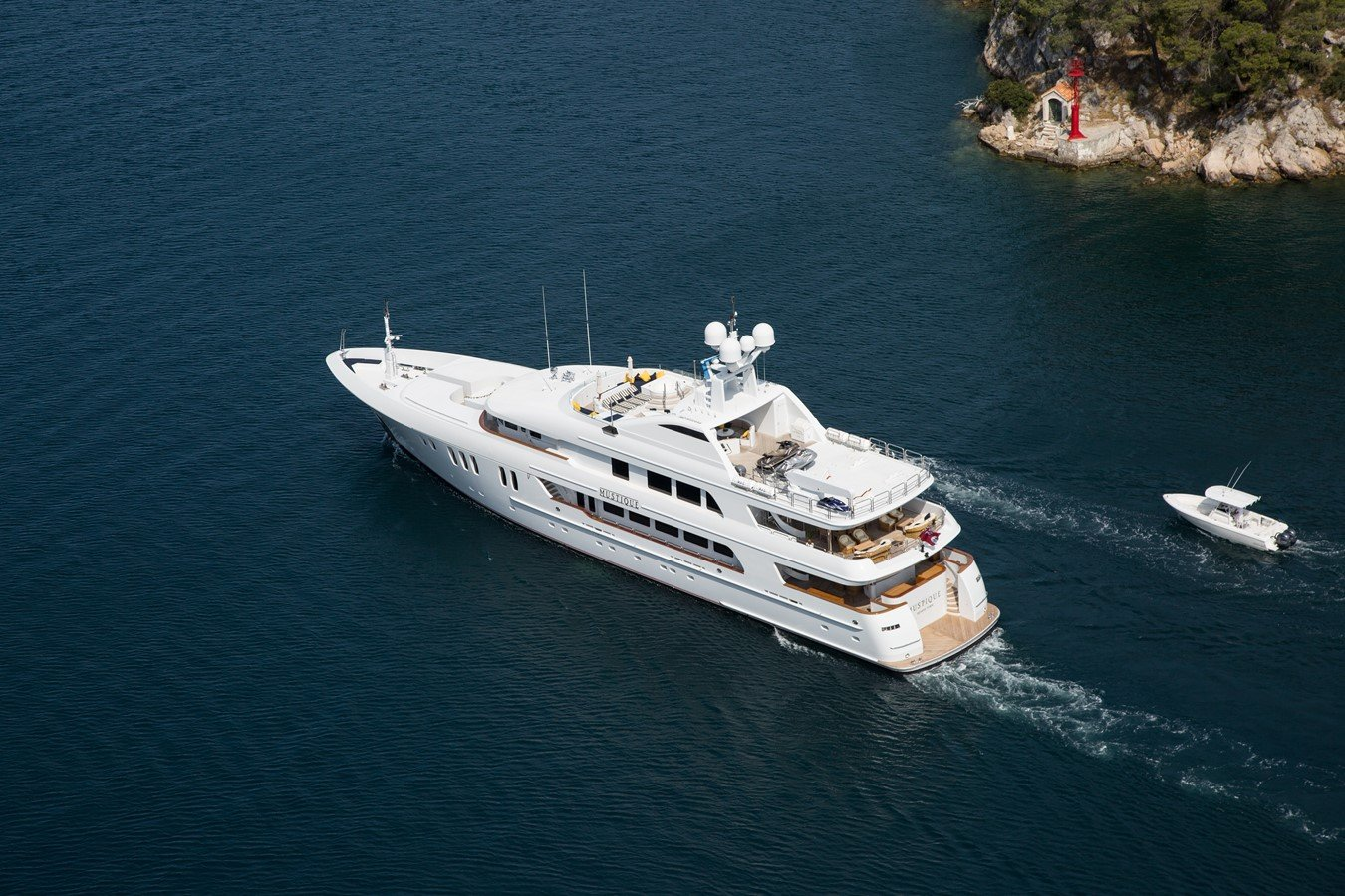 Motor Yacht MUSTIQUE for Sale with SuperYachtsMonaco