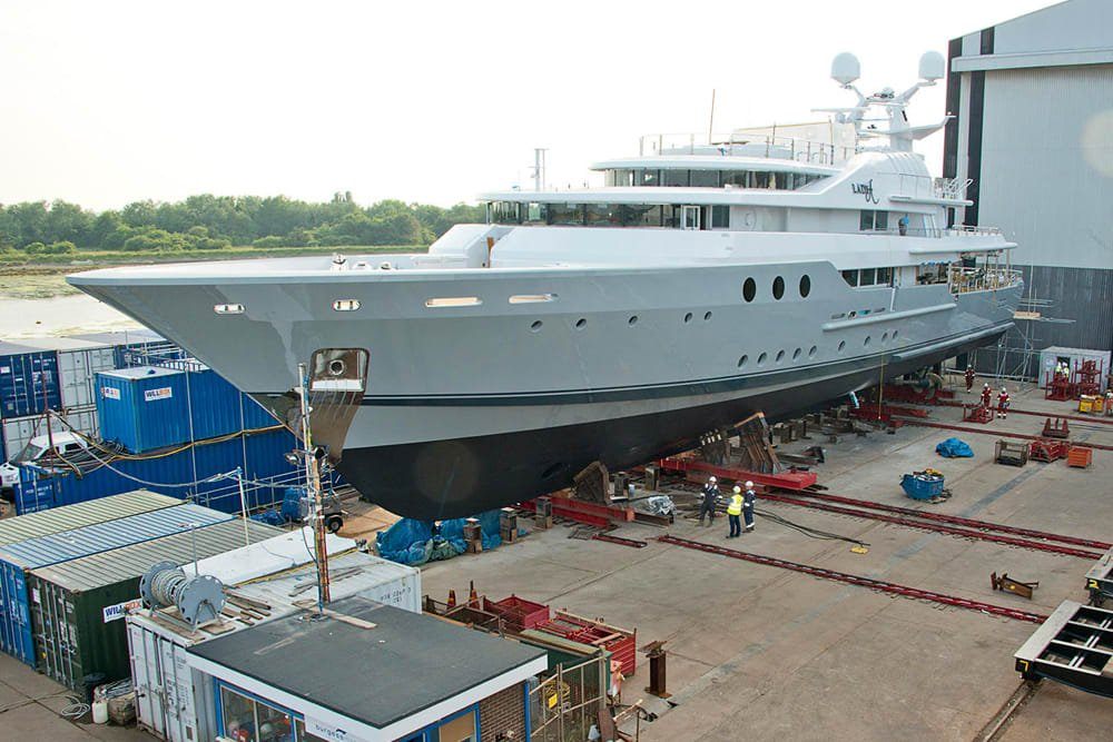 Downtime: a Captain's guide to the Best Refit Shipyards
