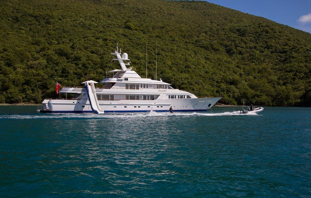 New Worldwide Charter Central Agent for 49m, TELEOST