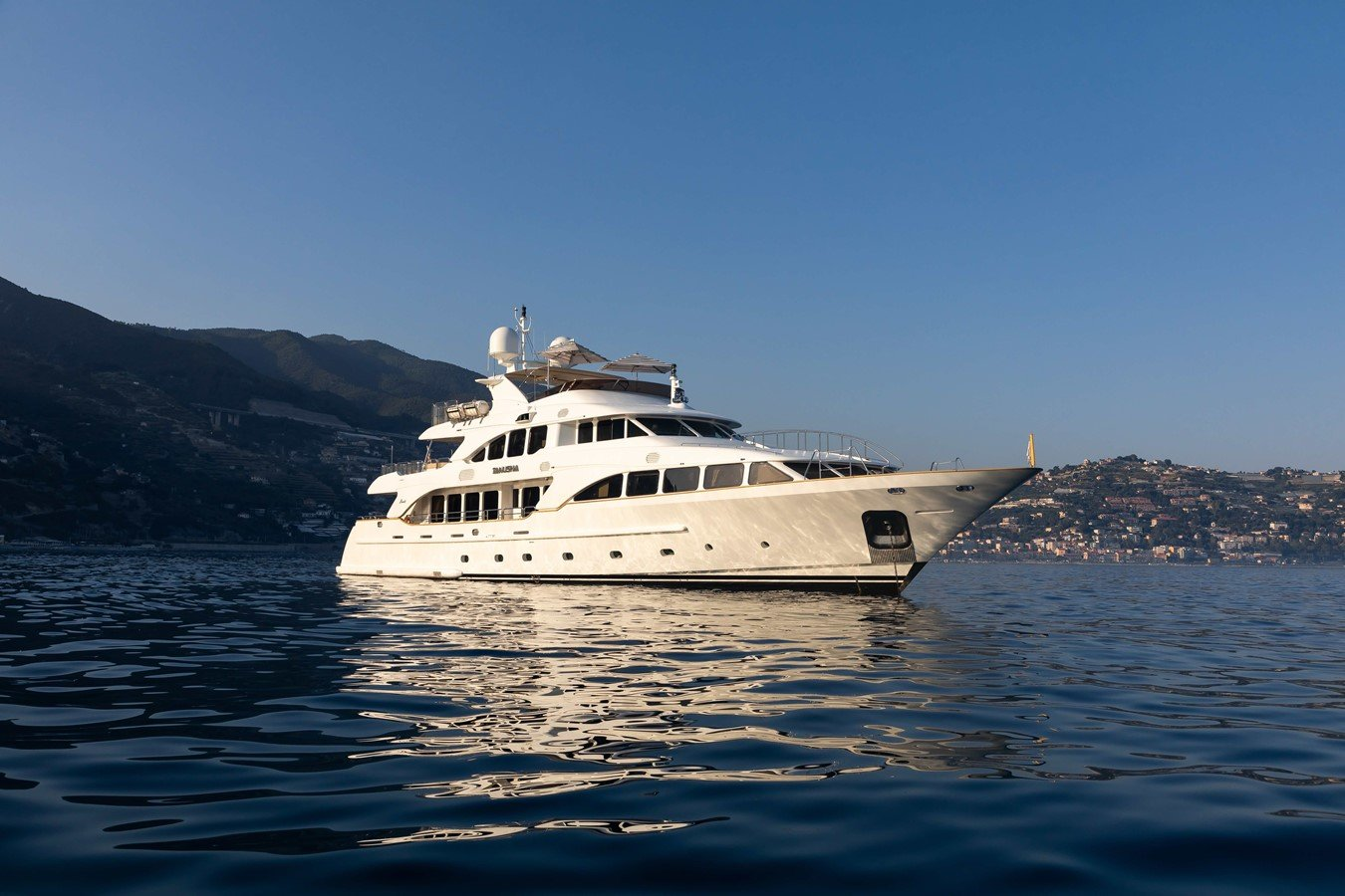 Motor Yacht TANUSHA for Sale with SuperYachtsMonaco