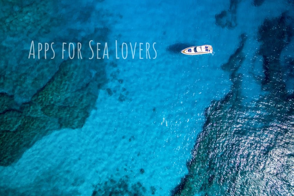 10 Apps for Sea Lovers