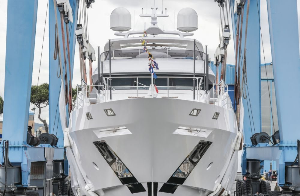 Benetti Fast 125 Series BANGADANG is Delivered