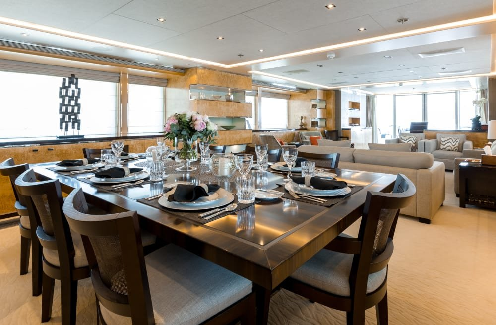 New Joint Central Agents for the Sale of 46m Heesen, NASEEM