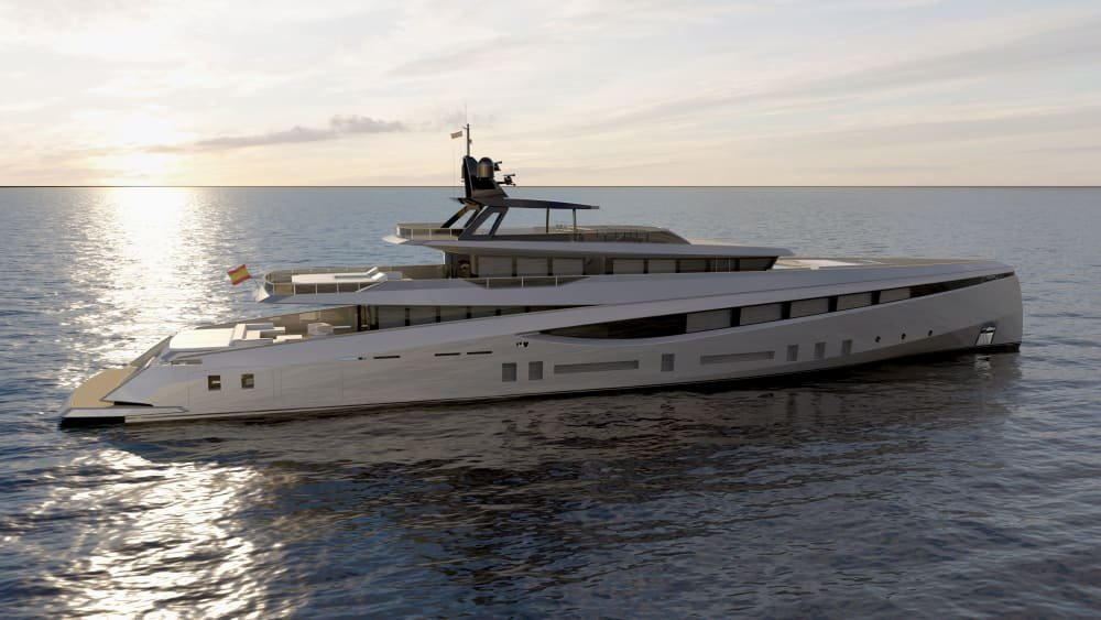 New Worldwide Central Agent for the Sale of Yacht Concept SAONA