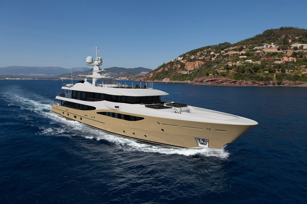 Update: New Yachts on the Charter Market for 2017
