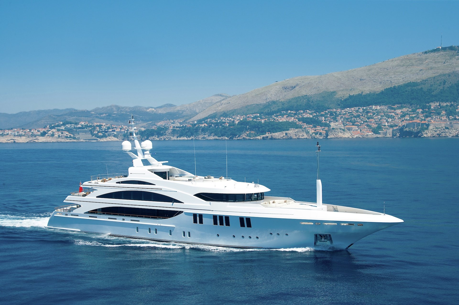 M/Y MIMI for charter with SuperYachtsMonaco